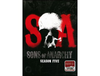 63% off Sons of Anarchy: Season 5 DVD