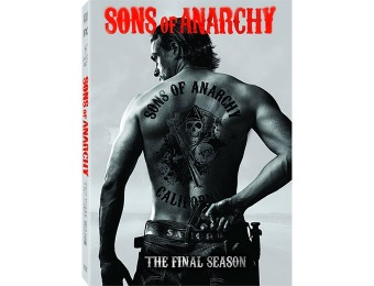 70% off Sons of Anarchy: Season 7 DVD