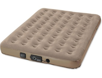 51% off Insta-Bed Queen Air Mattress with NeverFlat Pump