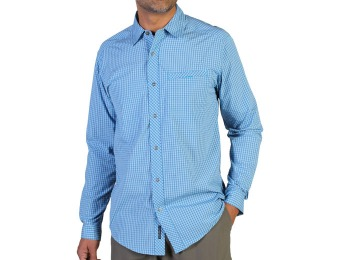 $49 off ExOfficio Trip'r Check Men's Long-Sleeve Shirt