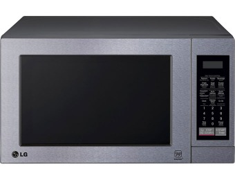 $140 off LG LCS0712ST 0.7 cu.ft. Compact Stainless Steel Microwave