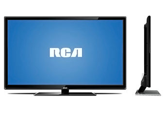 "$120 off RCA LED42B45RQ 42"" LED 1080p HDTV"