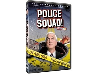 62% off Police Squad! The Complete Series (DVD)