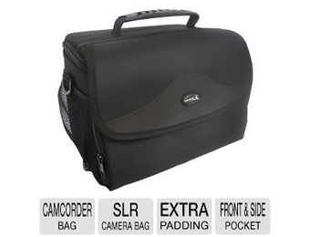 Free after $10 Rebate: Turbofrog SLR Camera/Camcorder Case