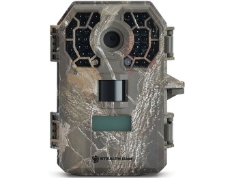 $109 off Stealth Cam G42 No-Glo Trail Game Camera STC-G42NG