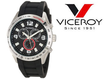 $430 off Viceroy 432835-55 Black Chronograph Men's Watch