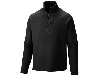 $27 off Columbia Fast Trek II Fleece Half-Zip Jacket, Multiple Colors