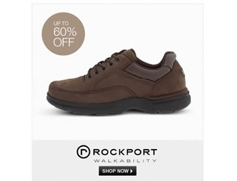 Up to 60% off Rockport Men's & Women's Shoes