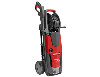 $50 off Craftsman 1700 PSI, 1.3GPM Electric Pressure Washer