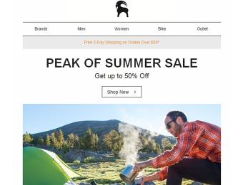 Backcountry End of Summer Sale - Up to 50% off Thousands of Items
