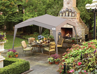36% off Sportcraft Courtyard Deluxe Canopy