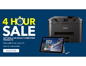 Best Buy 4 Hour Sale - Great Deals on Laptops, Accessories & More