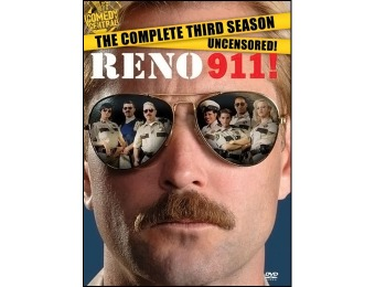 63% off Reno 911 - Season 3 (Uncensored Edition) DVD
