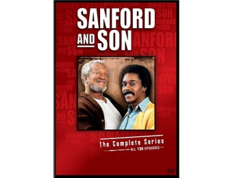 70% off Sanford and Son: Complete Series DVD (17 Discs)