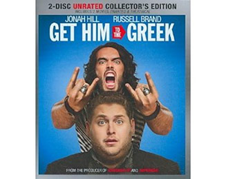 70% off Get Him to the Greek - Blu-ray Unrated Collector's Edition