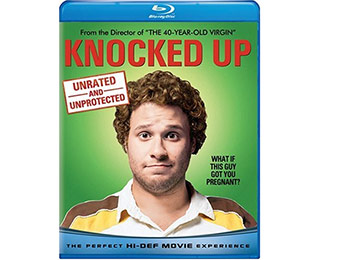 60% off Knocked Up on Blu-ray