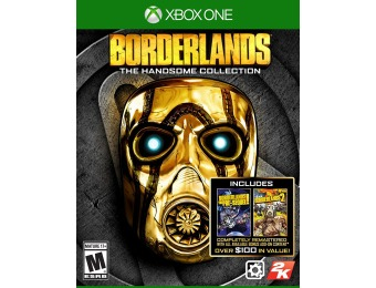 $45 off Borderlands: The Handsome Collection - Xbox One