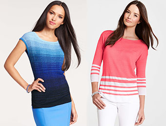Extra 50% off on All Sale Styles at Ann Taylor!