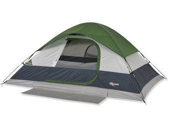 $35 off Mountain TRAILS 4-Person 9' x 7' Family Tent