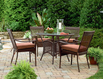 $468 off Grand Resort Walton 5Pc. Patio Furniture Dining Set