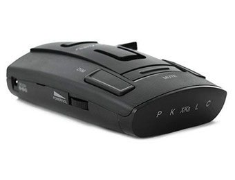 80% off Early Warning EW101 22 Frequency Radar/Laser Detector
