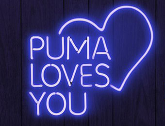 "Puma ""Just Because"" Sale - Save up to 75% off"