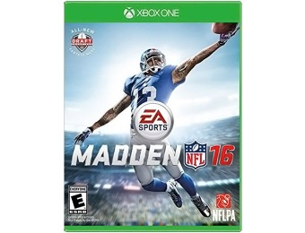 33% off Madden NFL 16 - Xbox One