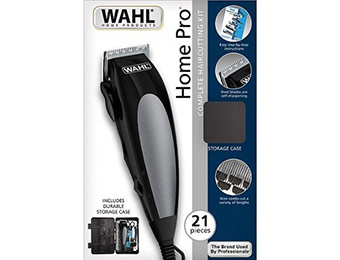 Extra 35% off WAHL Home Pro Complete Haircutting Kit
