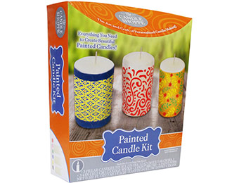50% off Paint Your Own Candles Kit