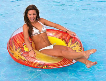 57% off Airhead EZ Breeze Pool Lounger