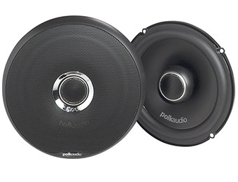 "$60 off Polk Audio DXI650 6-1/2"" Coaxial Loudspeakers"