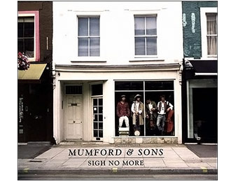 50% off Mumford & Sons - Sigh No More on CD