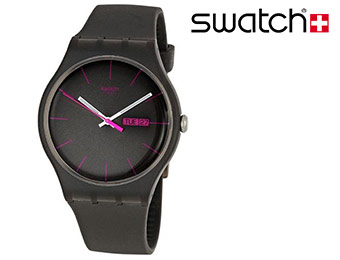 43% off Swatch SUOC700 'Brown Rebel' Watch