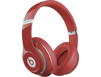 $140 off Red Beats Studio Headphones 900-00078-01