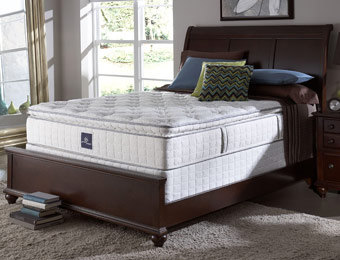 $1470 off Serta Jayden Super Pillow Top Queen Mattress