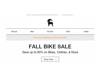 Backcountry Bike Sale - Up to 60% off Bikes, Clothes, & More