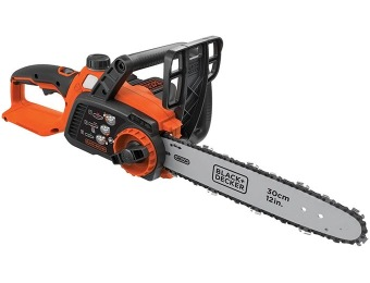 $108 off Black & Decker LCS1240 40V Cordless Chainsaw