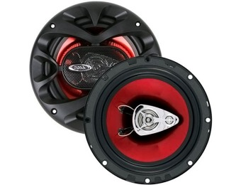 "61% off Boss Audio CH6530 Chaos Series 6.5"" 3-Way Speakers"