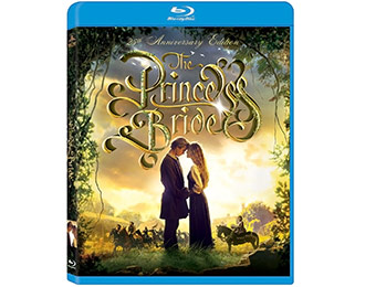 60% off Princess Bride: 25th Anniversary Edition on Blu-ray