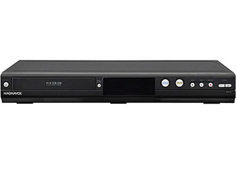 $92 off Magnavox 320GB HDD and DVD Recorder with Digital Tuner