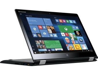 "$250 off Lenovo Yoga 3 14"" 80JH00FLUS 2-in-1 Laptop"