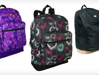 66% off Dickies Venice Backpacks, 16 Styles to Choose From