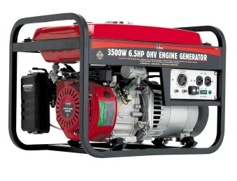 $171 off All Power APG3001 3000W Gas Generator w/ Deluxe Side Panel