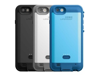 $82 off LifeProof FRE Power iPhone 6 WaterProof Battery Cases
