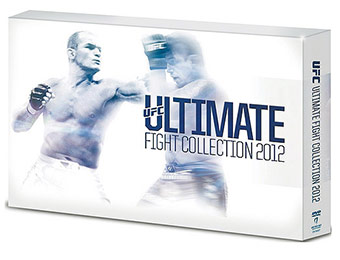 52% off UFC: Ultimate Fight Collection 2012 (20 Discs) DVD