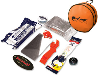 60% off eGear Ready Survival Essentials Kit 100