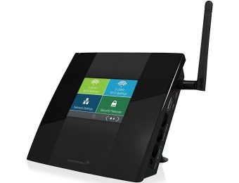 $125 off Amped Wireless TAP-R2 Touch Screen AC750 Wi-Fi Router