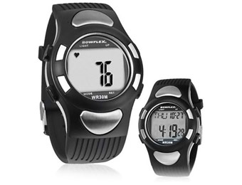 88% off Bowflex EZ Pro Heart Rate Monitor Watch