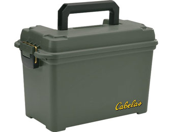40% off Cabela's Dry-Storage Ammunition Box