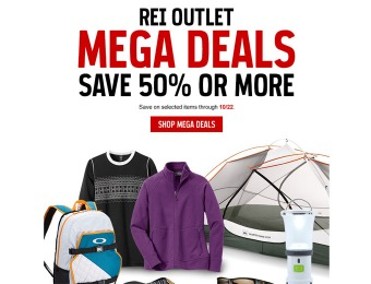 REI Mega Deals - 50% or More off
